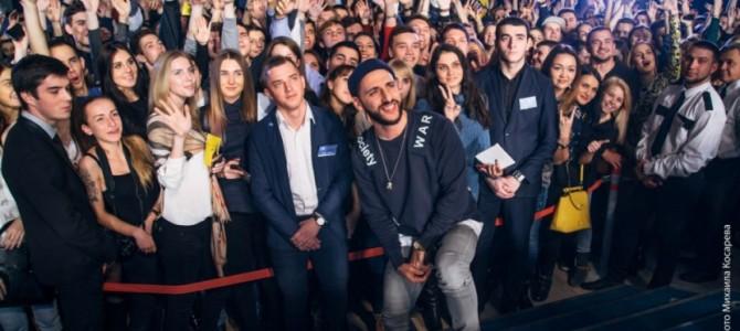 Популярный рэп-исполнитель L'One приехал в СГЮА