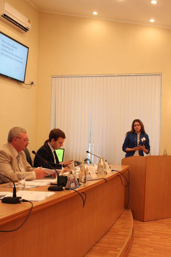 4. Презентация проекта Центра медиации
