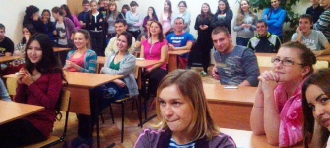 В общежитии №2 состоялась отчётно-выборная конференция.