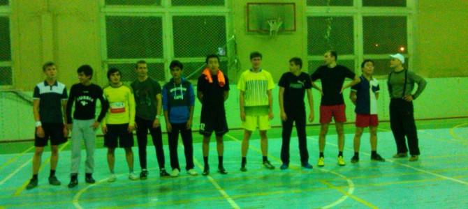 В общежитии №2 состоялись традиционные осенние соревнования.